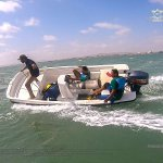 Hire Low Speed Boat - Slingshot