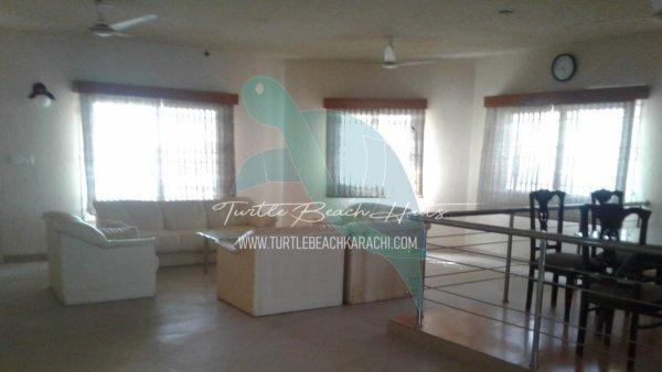 Rent Beach Hut at Turtle Beach Karachi - TB5