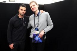 Életem első Eurovíziós interjúja az idei magyar versenyzővel, Kállay-Saunders Andrással