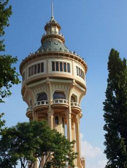 Budapesti fotósnap - Víztorony a Nyulak szigetén