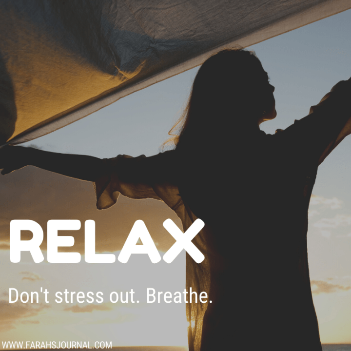 Life changing move to help you Relax and Control anxiety