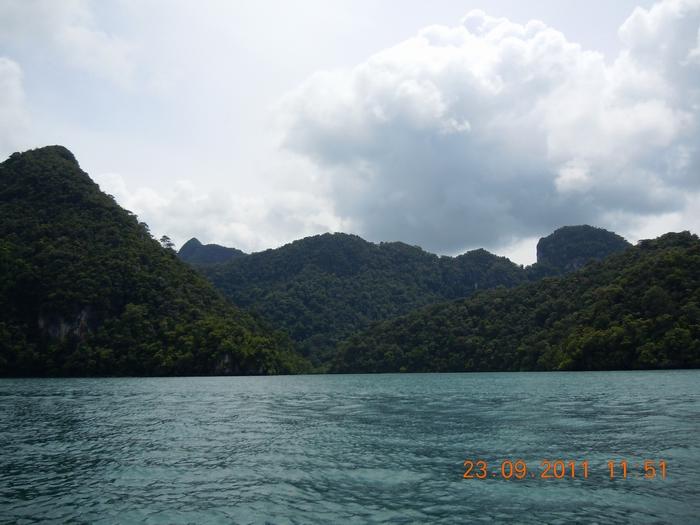 pulau dayang bunting  Farah Zulkifly