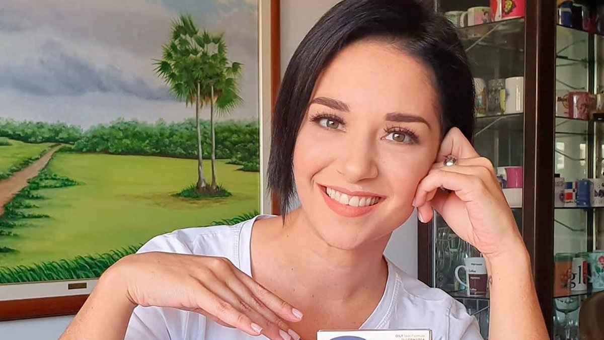 Daniela Alvarado tiene novio y quiere tener hijos