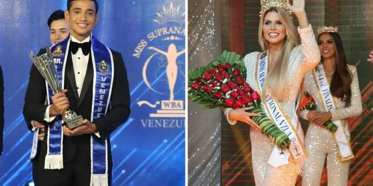 Miss y Míster Supranational Venezuela 2021 - Éstos fueron los ganadores