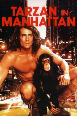 Joe Lara- Actor de Tarzán en Manhattan