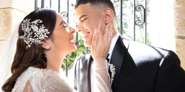 Se casó Jeremy Ayala, el hijo de Daddy Yankee