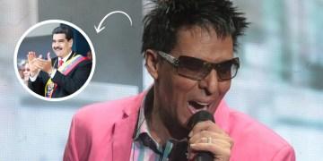 Bonny Cepeda recibió 60mil dólares por cantarle cumpleaños a Maduro