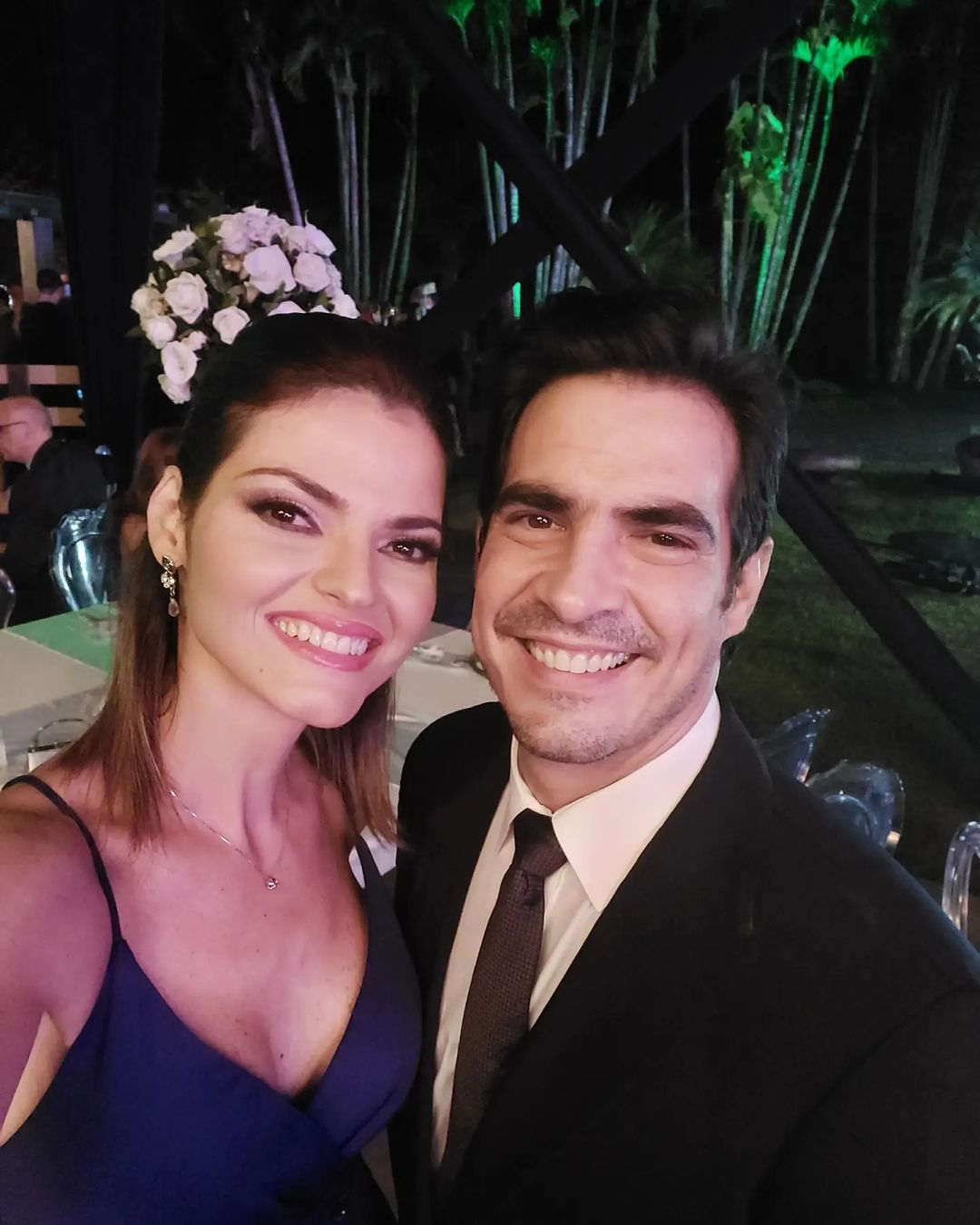 Claudia La Gatta y Luis Gerónimo Abreu