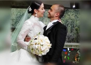 Así fue la deslumbrante boda de Daniela Alvarado y José Manuel Suárez