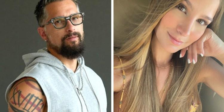 Claudia Baseggio confirma que está saliendo con Irrael Gómez