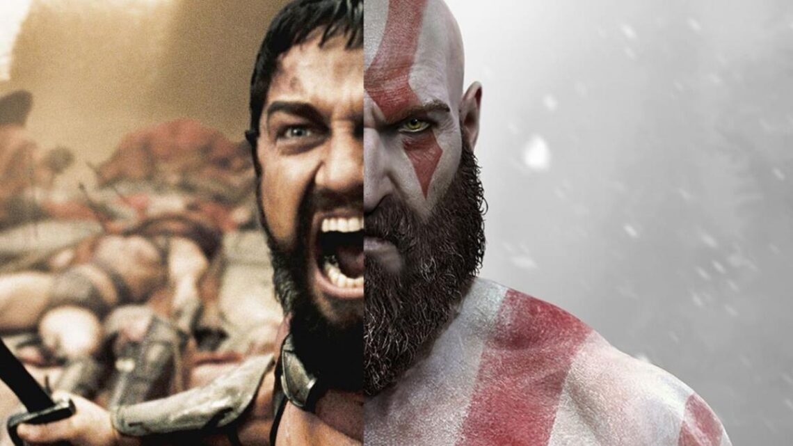 Gerard Butler en la mira para interpretar a Kratos en live action de God of War