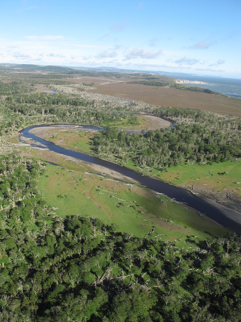Irigoyen River