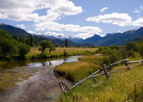 Spring Creek in Northern Patagonia