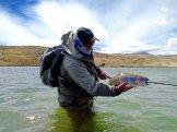 Guest Steve with a nice Toro Rainbow.