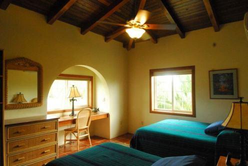 Reef Villa Bedroom