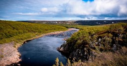 Kola Reserve - river overview