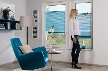 Sonnenschutz-Systeme für Fenster und Türen