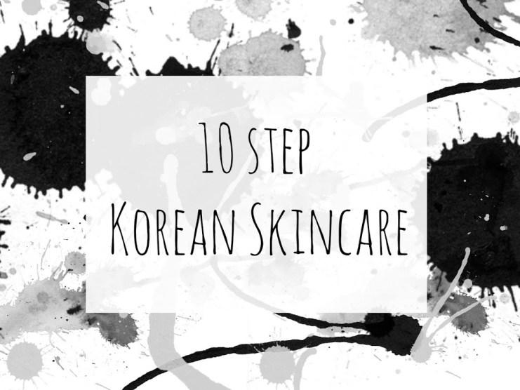 koreanskincare-10schritte-10steps