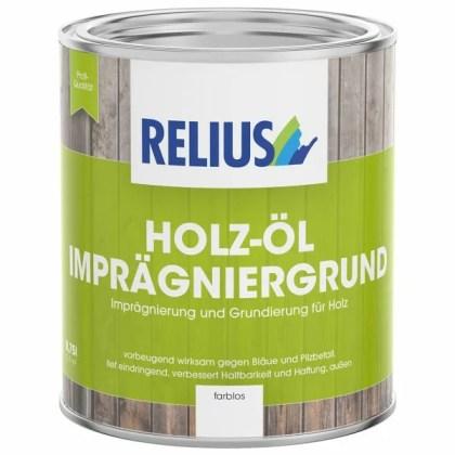 HOLZ-ÖL IMPRÄGNIERGRUND