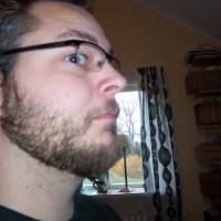 Farbror Atlas - Nu med mer skägg än någonsin!