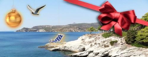 Ge en semesterresa till Grekland i julklapp
