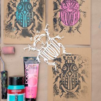 21-Postkunstwerk-Collagrafie-Insekten-56
