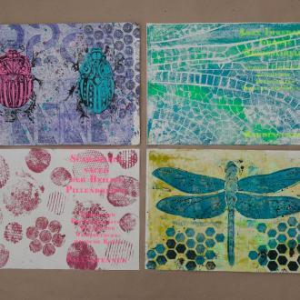 21-Postkunstwerk-Collagrafie-Insekten-68