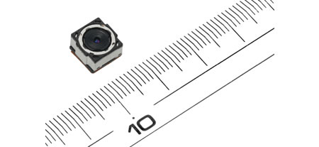 Sharp LZ0P39DS world's thinnest camera module for mobile