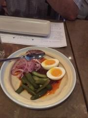 Breakfast Hummus $10
