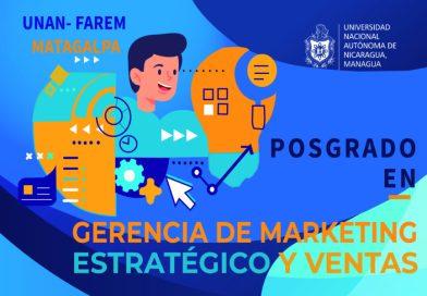 Posgrado en Gerencia de Marketing Estratégico y Ventas