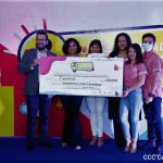 FAREM-Matagalpa presente en Clausura del 2do Concurso de Creatividad e Innovación promovido por el MEFCCA