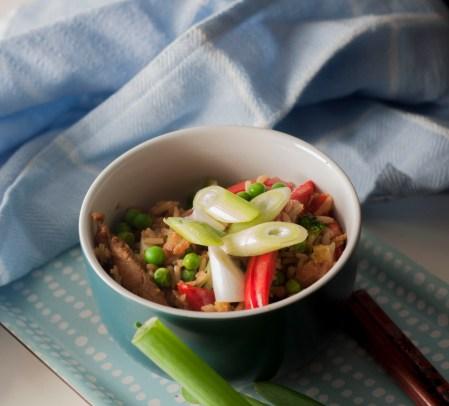 egg fried rice restemiddag (34)