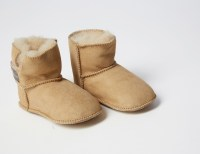 Cozy Booties - Fareskind - Baby Booties - Baby Shoes