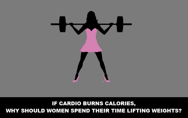 why should woman lift weights