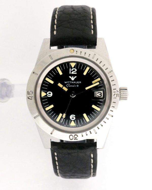 Wittnauer Vintage Dive Watch