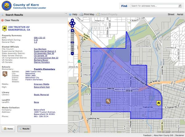 Kern County Community Services Finder