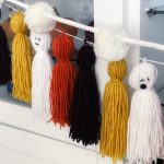 Diy Ghost Garland You Can Use All Fall Fargo Mom