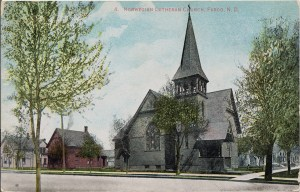 The First Norwegian Evangelical Lutheran Church
