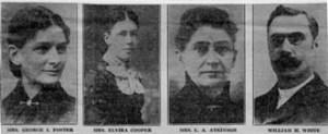 members of Methodist Church photo