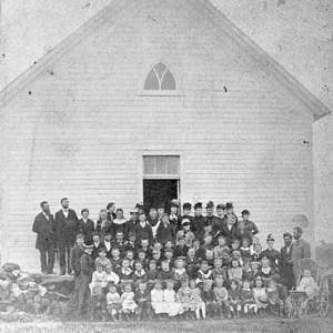 First Methodist church exterior photo