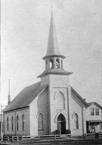 Pontoppidan Church