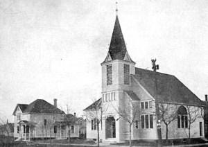 Swedish Baptist church photo