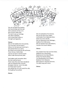 Soddy Rally Song