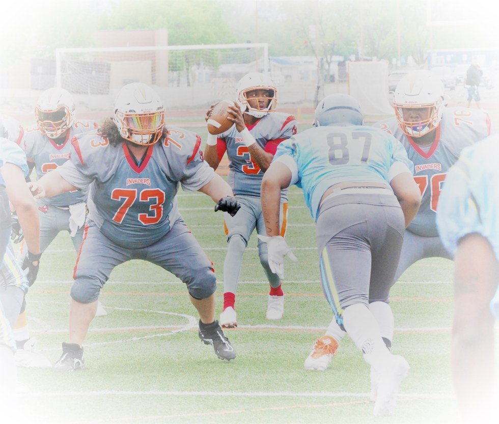 Fargo Invaders To Take Winning Record To St. Paul
