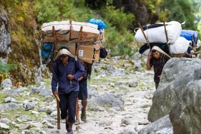 Porters - Khumbu