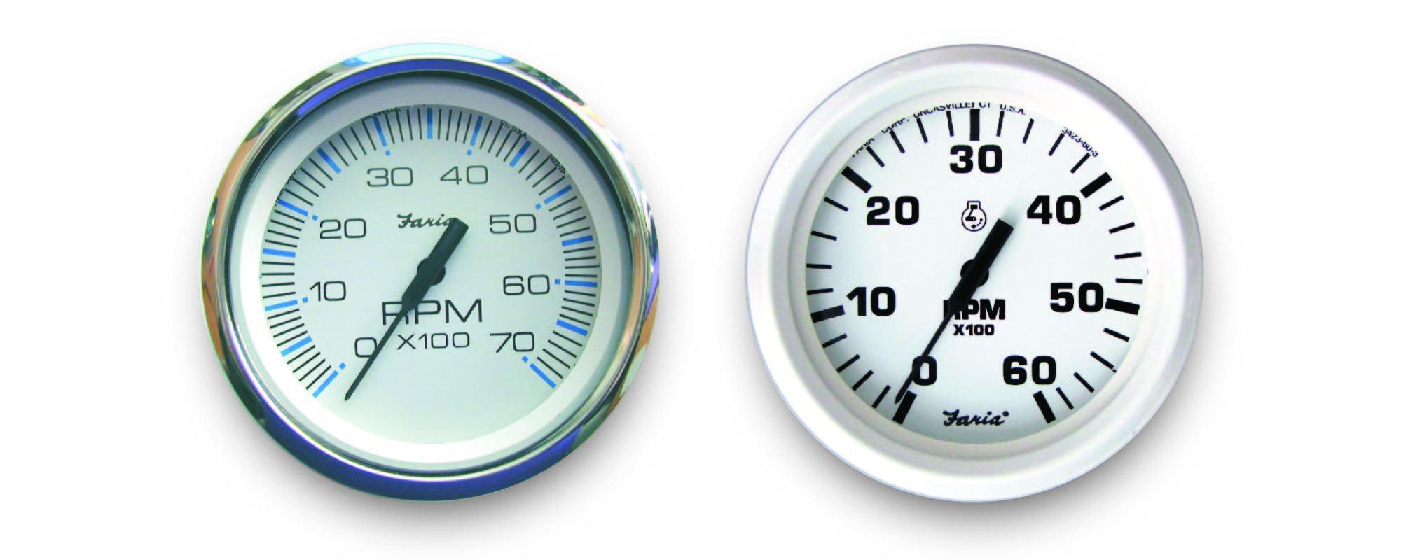 hight resolution of tachometers