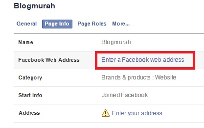 facebookwebaddress