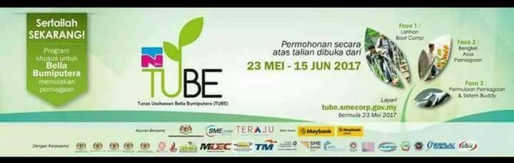 TUBE dibuka untuk pendaftaran