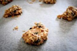 Biscotti ai mirtilli e cioccolato bianco, farinaeuova