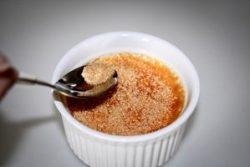 Crème brulée, farinaeuova